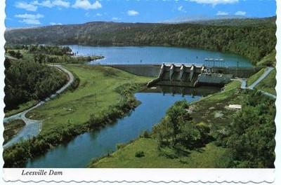 Leesville Dam (05003)