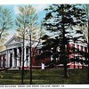 Postcard of Emory Henry College Administration Building (05024)