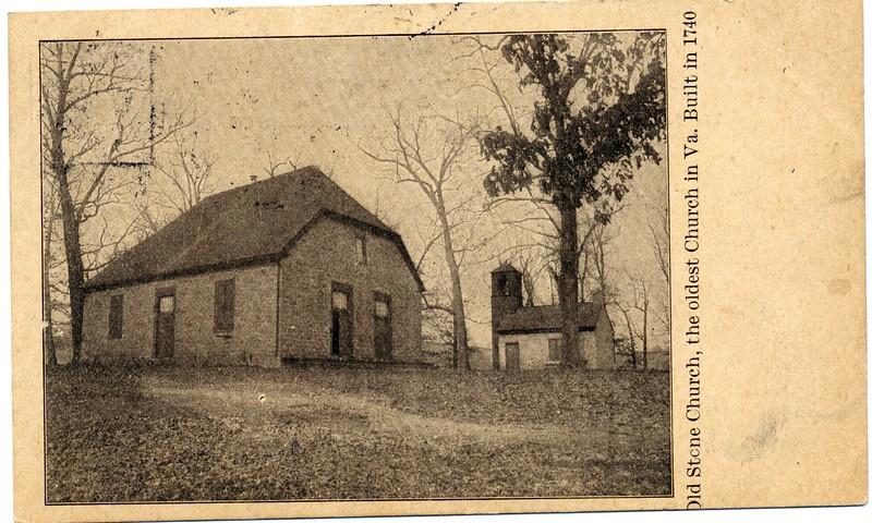 Old Stone Church (03067)
