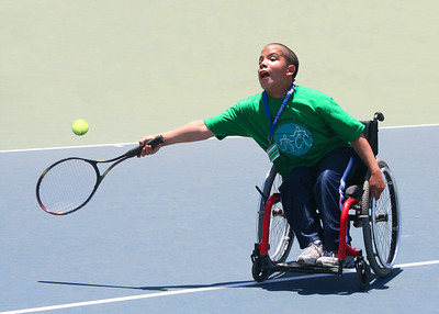 Junior Wheelchair Sports Camp Santa Barbara