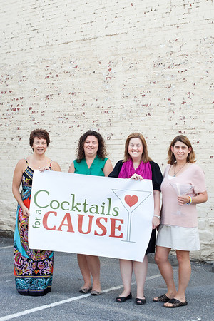 Cocktail for a Cause Board