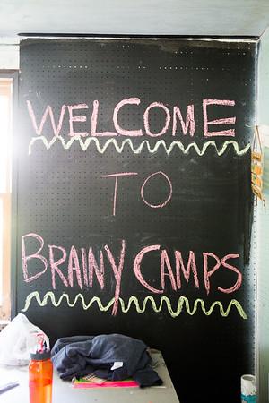 Camp Brainy Visit