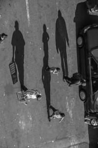 Shadows of america