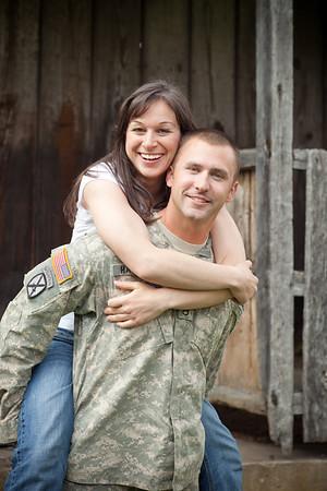 Amanda + Joe