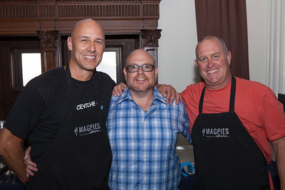 Stu and the Chefs