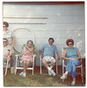 Aunt Lee, Uncle Tony, Grandma Buonomo, Uncle Patsy, Aunt Rose