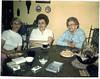 Mom, Aunt Evelyn, Grandma Buonomo