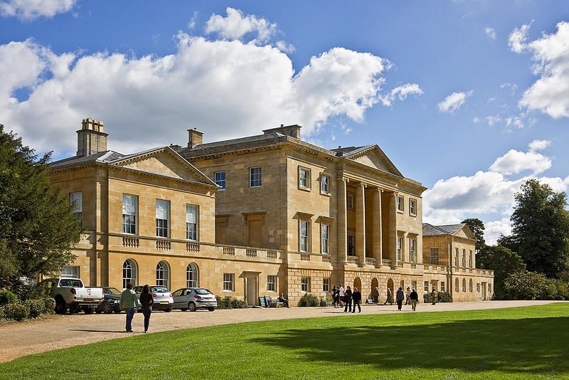25th Sep 10:  Basildon Park house at Lower Basildon, Berkshire
