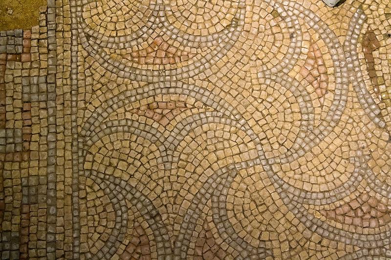 16th Sep 2016:Chedworth Roman Vilal Mosaic