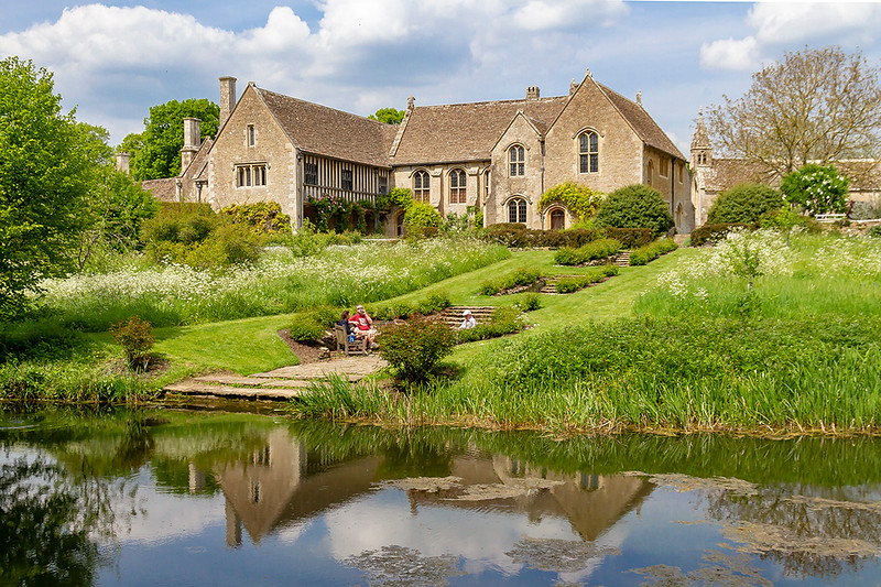 16th May 2019:  Great Charfield Manor