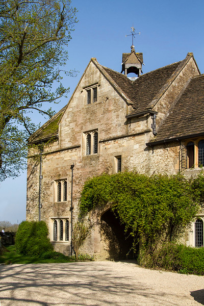 9th Apr 2017:  Great Chalfield  Manor