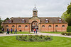20th May 12:  The old stables are now the amenities block near the main car park and entrance to the estate