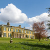 27th Apr 2015:  The front od the house at Polsden Lacey