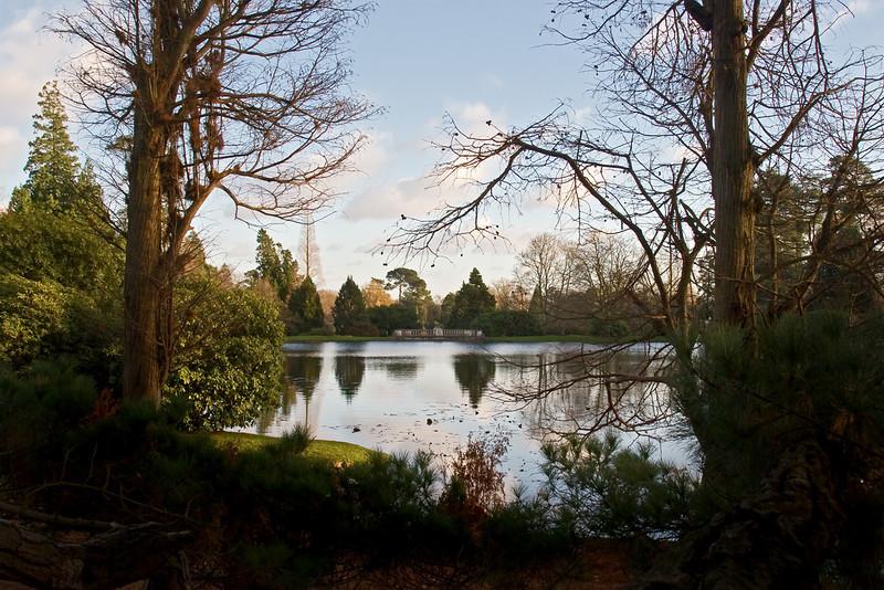 25th Nov 08:   Sheffield Park National Trust Gardens