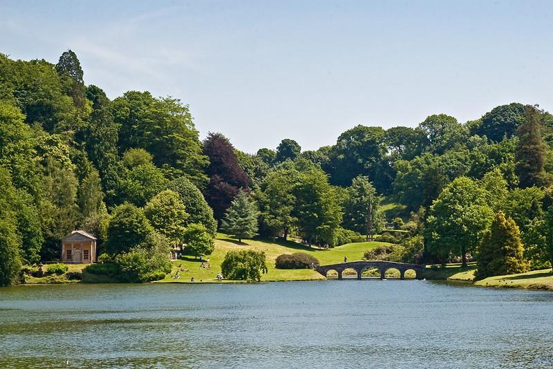 8th Jun 08:  Stourhead gardens