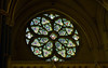 11th Nov 11: Chappel round window at Tyntesfield