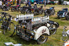 22nd Jun 14:  DOT 1949 Milk Float at Semington Vintage Rally.  Dot stood for 'Devoid of Trouble'