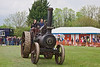 19th May 12:  In very workaday condition Ransomes, Sims & Jeffries Agricultural engine NO 3291 in the Parade Ring