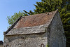 3rd Jun 2015:  An old barn roof in nead of some attention at Arreton Mills on the Isle of Wight