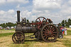 22nd Jun14:  Ransom's 7hp engine, works number 23803, registration NO3291 was built in 1911.  It is in 'AS Built' condition apar from a new front axle and  new rubber tyres