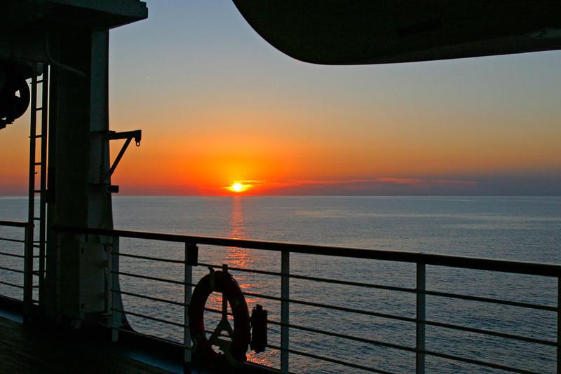 28th Jul 08:  Mediteranian Sunset