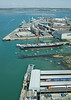 2nd Jun 09:  HMS Warrior from the Spinnaker Tower