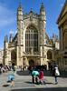 19th Apr 2017:  Bath Abbey