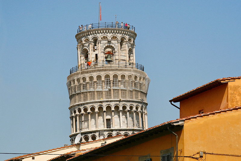 26th Jul 08:  Pisa Bells