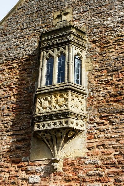 5th Mar 14:  Old window at Wells