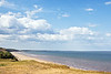 11th Jul 10:  Southwold as seen from Minsmere Cliffs some 4 1/5 miles further south
