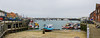 25th Apr 12:  Harbour panorama-Scarborough