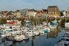 19th May 14:  The Dieppe inner harbour