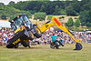 11th Jul 10:  The Dancing Digger Display, Haveningham Hall show