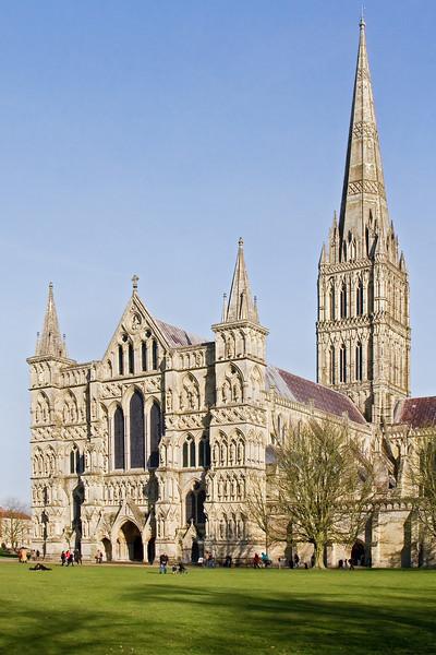 21st Feb 09: Salisbury Cathedral