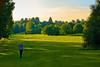12th Jun 07:  The evening round at Downshire Golf Course in Bracknell