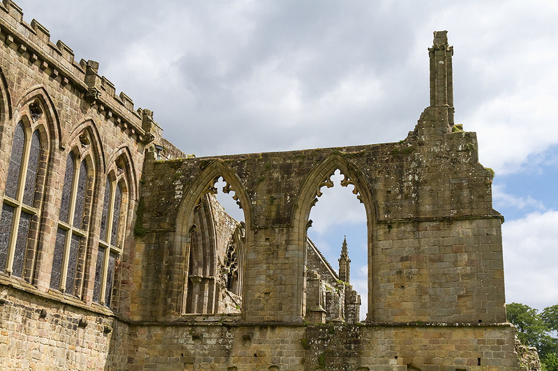 31st May 14:  Boulton Abbey