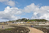 7th Sep 10:  Marazion from the causway to St Michaels Mount