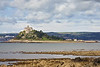 7th Sep 10:  St Michaels Mount from Maen-du Point