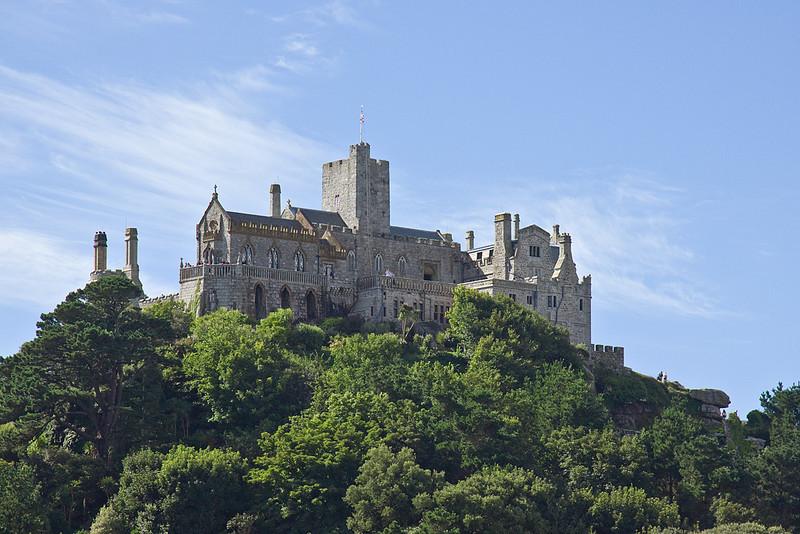 7th Sep 10:   St Michaels Mount