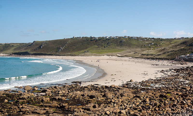 13th Sep 12:  Sennen Beach