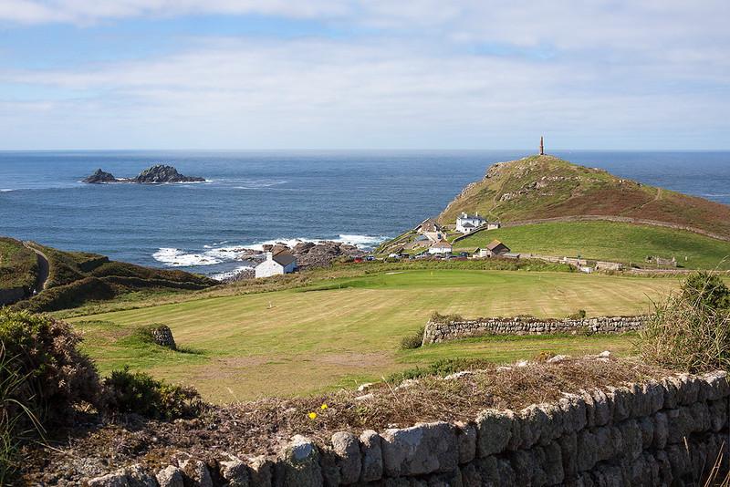 13th Sep 12:  Cape Cornwall near St Just