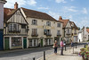 18th Jul14:  The White Hart Hotel in Coggeshall.  Good beer and very good food.