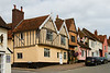 15th Jul 14:  High Street in Lavenham