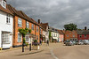 15th Jul 14:  The market square at Lavenham