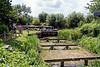 16th Jul 14:  The Dry Dock at Klatford Mill