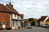 15th Jul 14:  Looking down Church Street at Lavennham