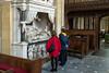 25th Oct 13:  Marble Tomb in Edington Priory