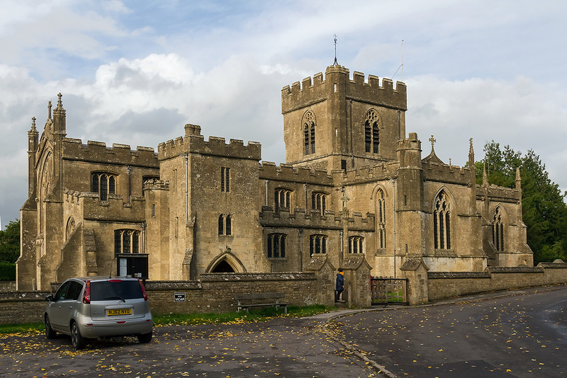 25th Oct 13:  Edington Priory Church