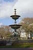 26th Nov 09:   The fish fountain at Brighton