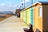 4th Jul 12:  Beach Huts at Seaford